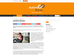 Autism Bucks Education Page