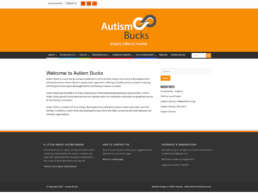 Autism Bucks Home Page