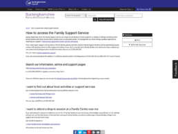 BFIS How to Access Page