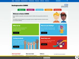 Bucks CAMHS Home Page