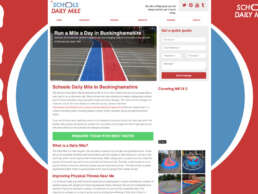 Daily Mile Home Page