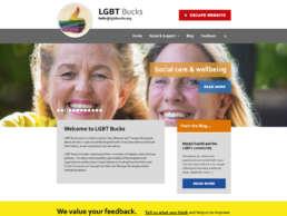LGBT Bucks Home Page