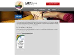 LGBT Bucks Social Page