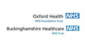 Oxford and Buckinghamshire NHS logos