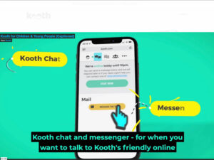Kooth Video Page