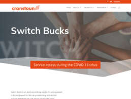 Switch Bucks Home Page