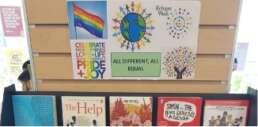 Equality book display